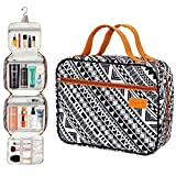 Best Hanging Toiletry Bags - Langwolf Hanging Travel Toiletry Bag for Women Review
