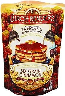 Birch Benders - Pancake and Waffle Mix Six Grain Cinnamon - 16 oz.
