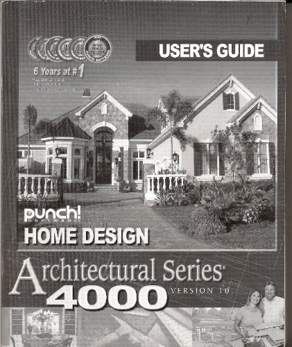 Punch! Home Design Architectural Series 4000 Version 10