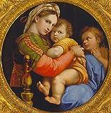 Art-Galerie Digitaldruck/Poster Raffael (Raffaello Sanzio)