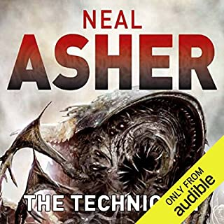 The Technician                   Written by:                                                                                                                                 Neal Asher                               Narrated by:                                                                                                                                 David Marantz                      Length: 16 hrs and 49 mins     1 rating     Overall 4.0