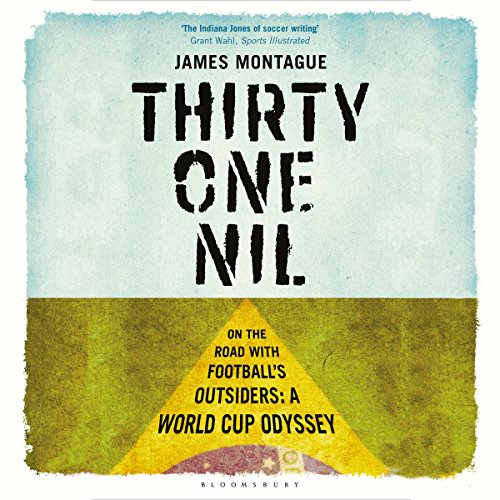 Thirty-One Nil audiobook cover art
