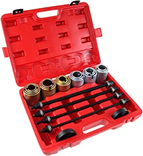 ECCPP Automotive Engines Install Removing Bushes Bearings Press and Pull Sleeves Tool Kit Replace Fit for Most Cars and LC...
