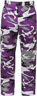 Camo Tactical BDU (Battle Dress Uniform) Military Cargo Pants