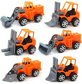 Ndier Clásicos Juguetes ingeniería Coches o Mini construcción niños vehículos automóviles 1pcs