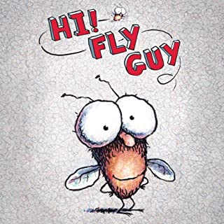 Hi! Fly Guy audiobook cover art