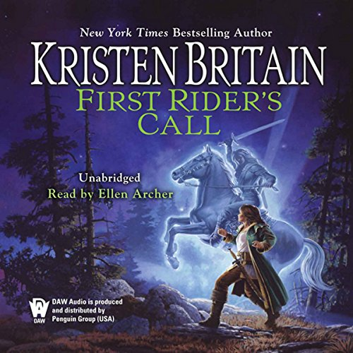 First Rider's Call audiobook cover art