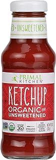 Primal Kitchen, Organic Unsweetened Ketchup, 11.3 oz