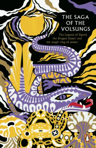 The Saga of the Volsungs (Legends from the Ancient North) (English Edition)