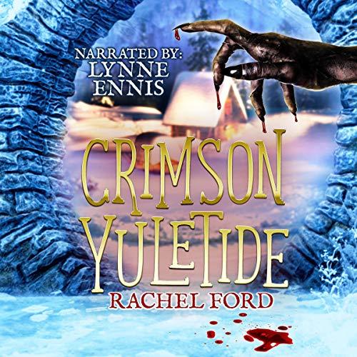 Crimson Yuletide cover art