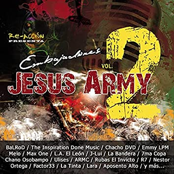 Jesus Army Royal Rumble (feat. The Inspiration Done Music, Septima Copa, Chacho DvD, L Melo, Ulises & Sam Brother, Chano Osobampo & La Bandera)
