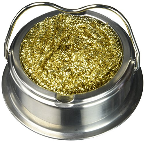 Aoyue Soldering Iron Tip Cleaner with Brass wire sponge, no water needed (TY-98)