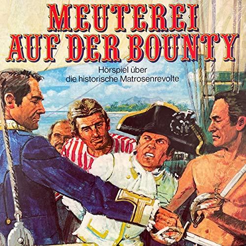 Couverture de Meuterei auf der Bounty