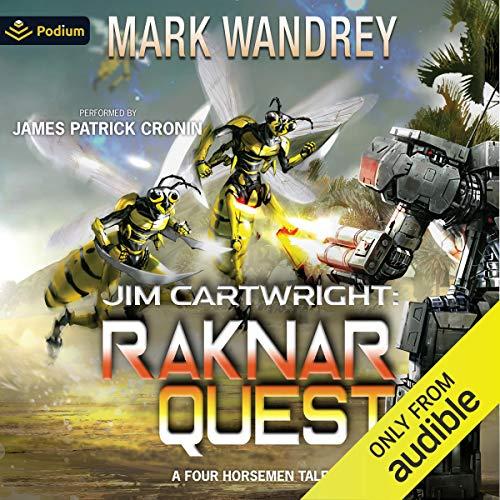 Jim Cartwright: Raknar Quest cover art