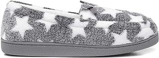 The Slipper Company Grey Moccasin Slipper