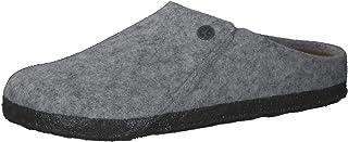 Birkenstock Zermatt Standard Mules/Clogs Men Grey Clogs Shoes