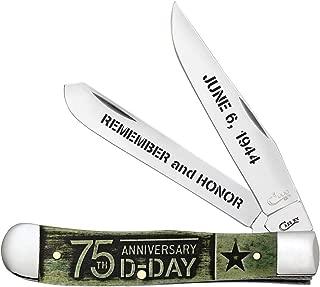 CASE XX WR Pocket Knife 11944 Commemorative Sets Trapper (6254 SS)