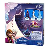 Hasbro Spiele A7883100 - Disney Die Eiskönigin, Der magische Eisfels, Kinderspiel