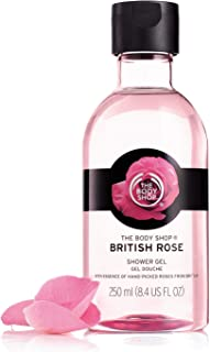 The Body Shop British Rose Shower Gel, 250ml