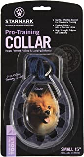 StarMark Small Training Collar,Black