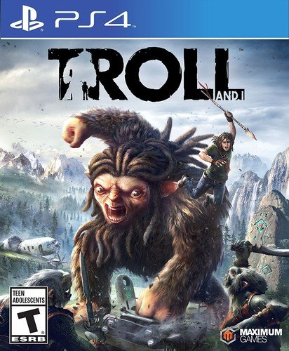 Troll And I - PlayStation 4
