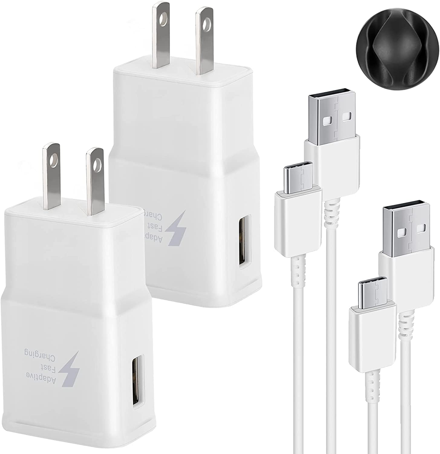 Charger for Samsung Galaxy S9 Swadaws Fast Adaptive Pack 2 67% OFF of fixed price Wall Shipping included