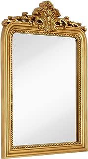 Best gold leaf mirror Reviews