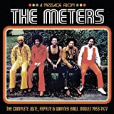 Songtexte von The Meters - A Message from the Meters: The Complete Josie, Reprise & Warner Bros. Singles 1968-1977