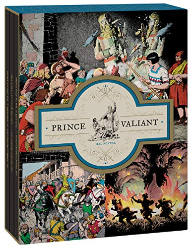 Prince Valiant Vols. 7-9: Gift Box Set: 0