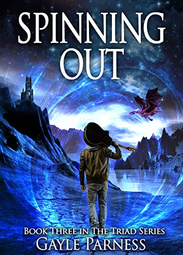 Spinning Out: Triad Series Book 3 (English Edition) eBook: Parness ...