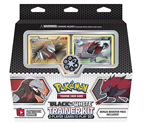 Pokemon Noir & Blanc – B&W Trainer Kit – Coffret Découverte 2 Joueurs (Import Royaume Uni)