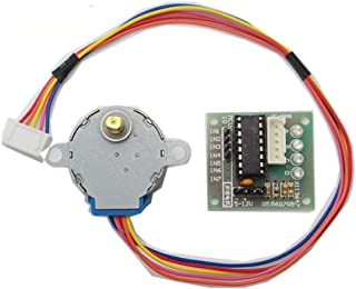 You May DC 5V Stepper Motor + ULN2003 Driver Test Module Board for Arduino