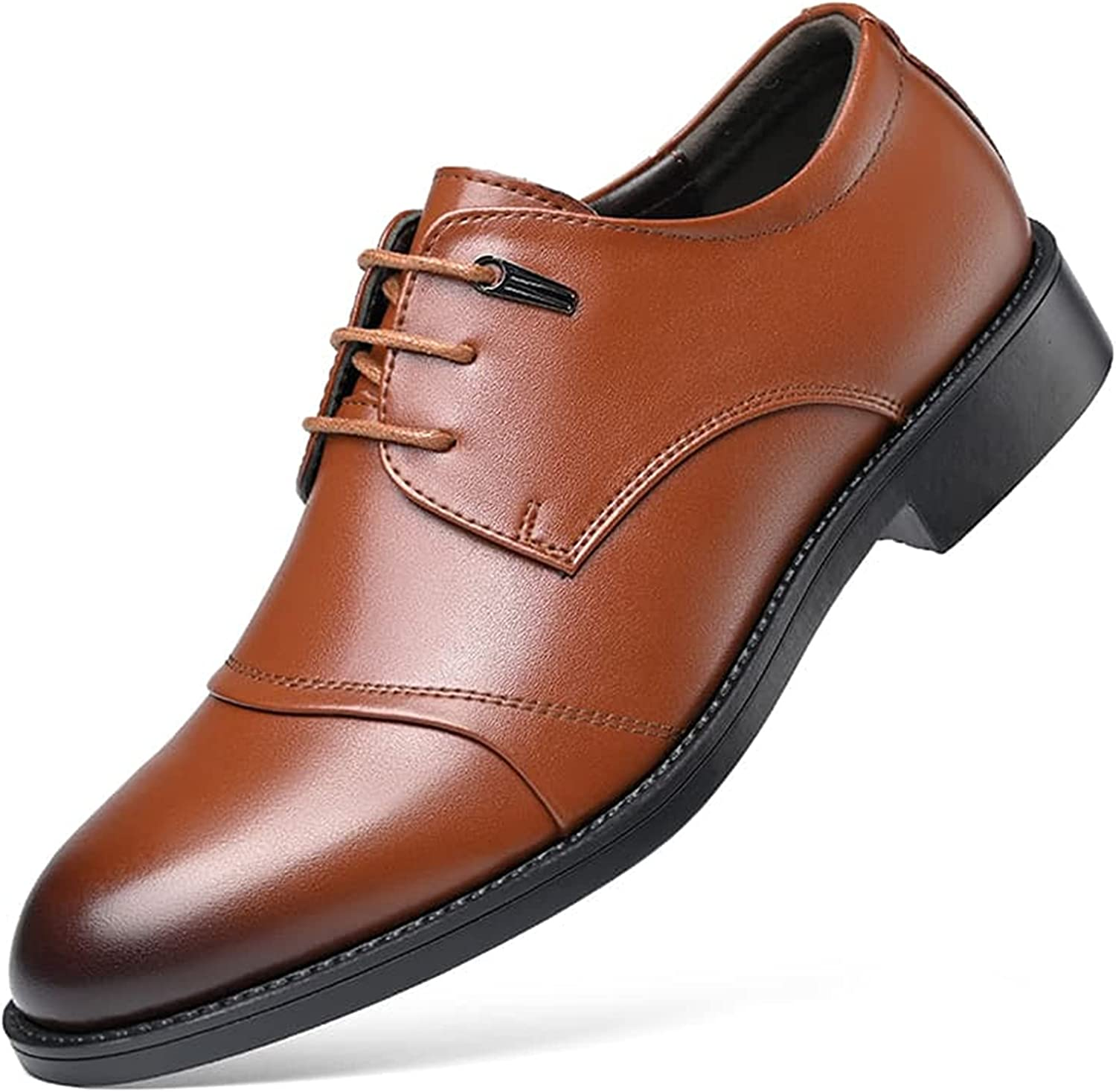Leather 70% OFF Outlet Ranking TOP9 Shoes Oxford Dress Shoe Business T Classic Formal Casual