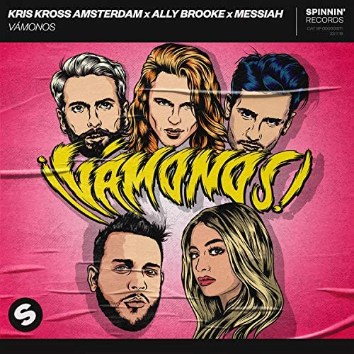 Kris Kross Amsterdam, Ally Brooke & Messiah