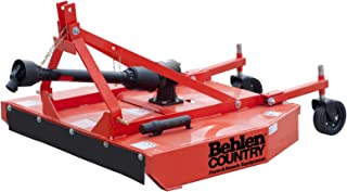 Behlen Country 80110030ORG Sub-Compact Rotary Cutter, 4-Feet