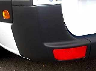 Mercedes Sprinter W906 Rear Bumper Corner Panel Left Driver Side Plus Free Reflector 2007 To 2016