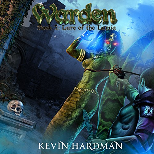 Lure of the Lamia     Warden, Book 2              De :                                                                                                                                 Kevin Hardman                               Lu par :                                                                                                                                 Mikael Naramore                      Durée : 3 h et 54 min     Pas de notations     Global 0,0
