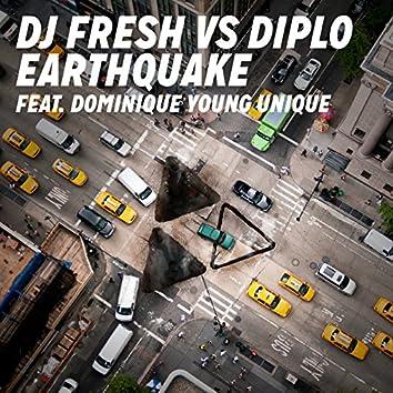 Earthquake (DJ Fresh vs. Diplo) [Remixes]