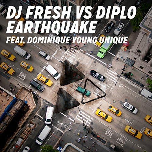 DJ Fresh & Diplo feat. Dominique Young Unique