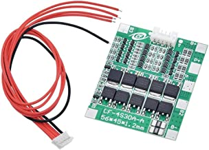 Electronic Module 4S 30A 14.8V Li-ion Lithium 18650 Battery BMS Packs PCB Protection Board Balance Unified Circuits