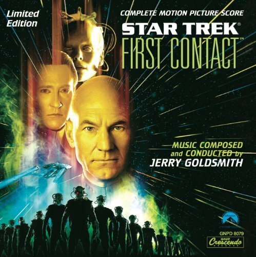 Star Trek: First Contact (Complete Motion Picture Score) by GNP Crescendo Records