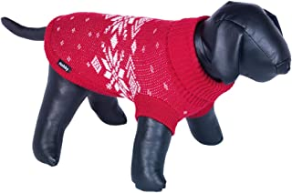 "Nobby 65522""CADIS"" Dog Jumper 26 cm Red"