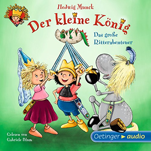 Das große Ritterabenteuer Titelbild