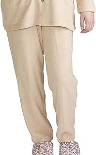 [パジャマ工房] パンツのみご要望の方に。入院用の替えパンツ、スリーパーのパンツスタイルにも。パンツ単品でお買い求め頂けます。【パイル】 [zp1208]