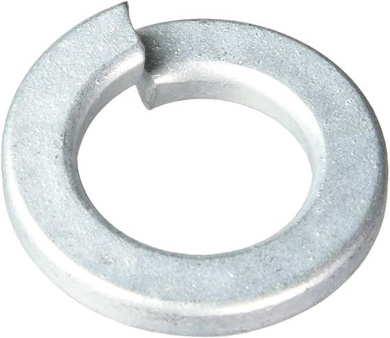 100-Pack The Hillman Group 300006 Split Lock Zinc Washer