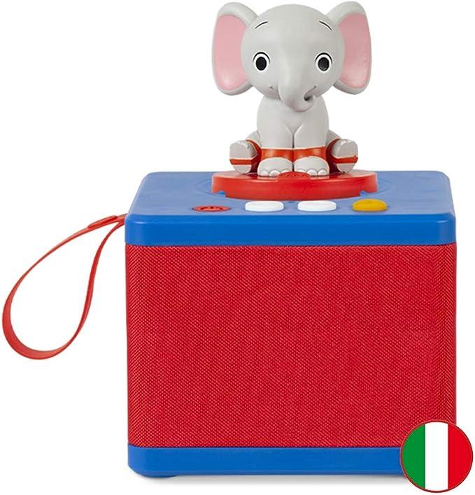 486 opinioni per FABA- Raccontastorie Blu- Cantastorie per Bambini, Cassa Audio con Personaggio