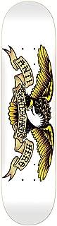 Anti Hero White Classic Eagle - 8.75 Inch Skateboard Deck (Default , White)