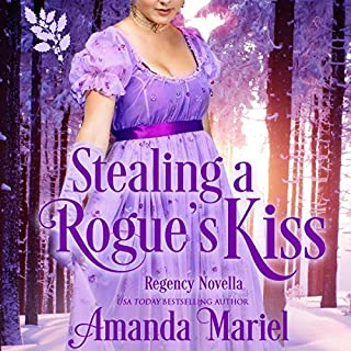Stealing a Rogue's Kiss      Connected by a Kiss, Book 4              By:                                                                                                                                 Amanda Mariel                               Narrated by:                                                                                                                                 Verona Westbrook                      Length: 1 hr and 33 mins     Not rated yet     Overall 0.0