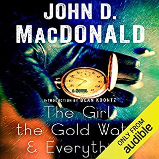 The Girl, the Gold Watch & Everything audiobook cover art
