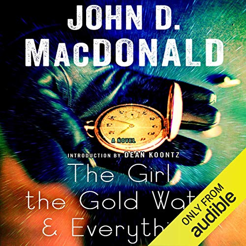 The Girl, the Gold Watch & Everything cover art